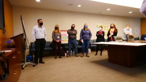 CyberWorx NNC Innovation Sprint Participants Review Outbrief