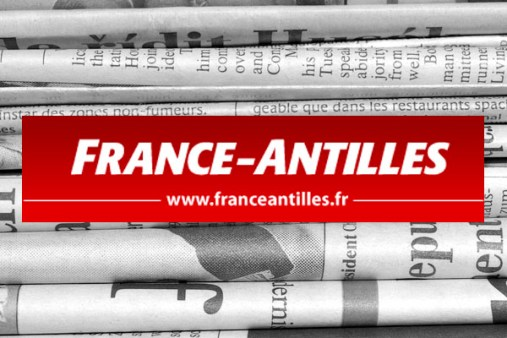 Logo de France Antilles.fr : journal antillais