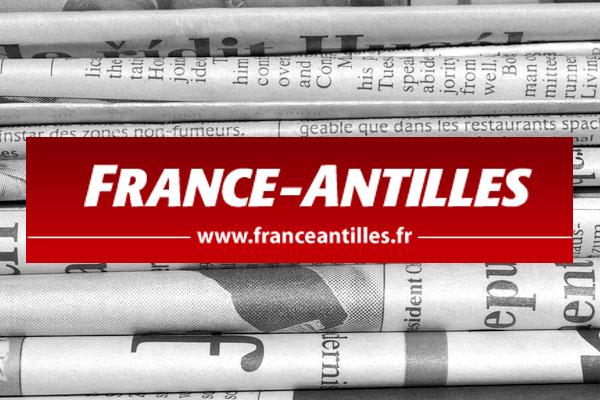 Logo de France Antilles.fr : journal antillais