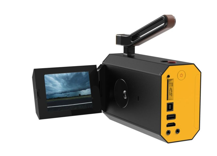 Kodak Super 8 LCD Black