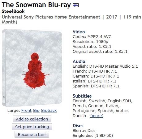 La neve di Oslo si tinge di rosso ... in 7.1