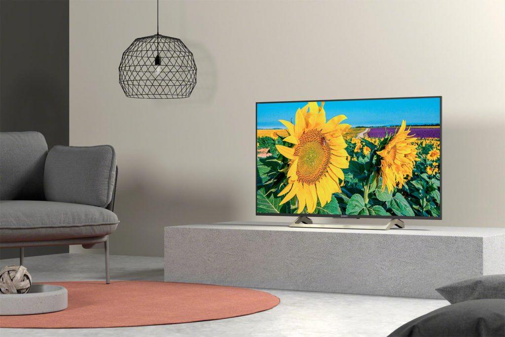 CES 2018 – Le tre nuove serie di TV LCD 4K/HDR targate Sony