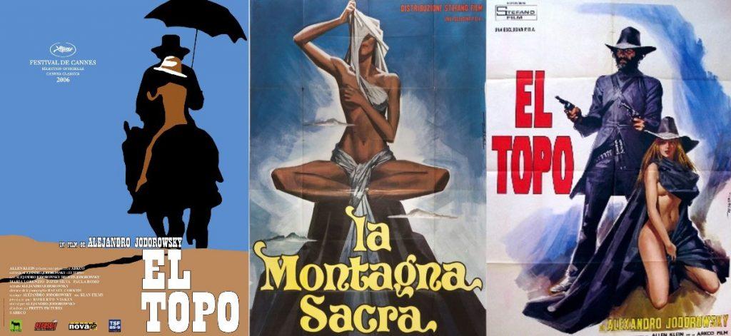 El Topo/La Montagna Sacra [Blu-Ray]