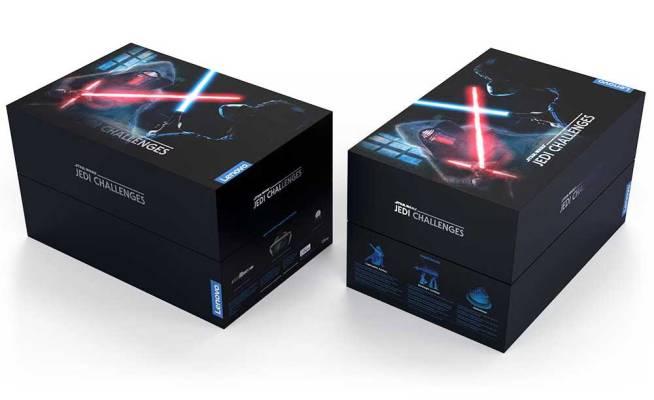 Star Wars: Jedi Challenges, Lenovo e i duelli VR con spada laser