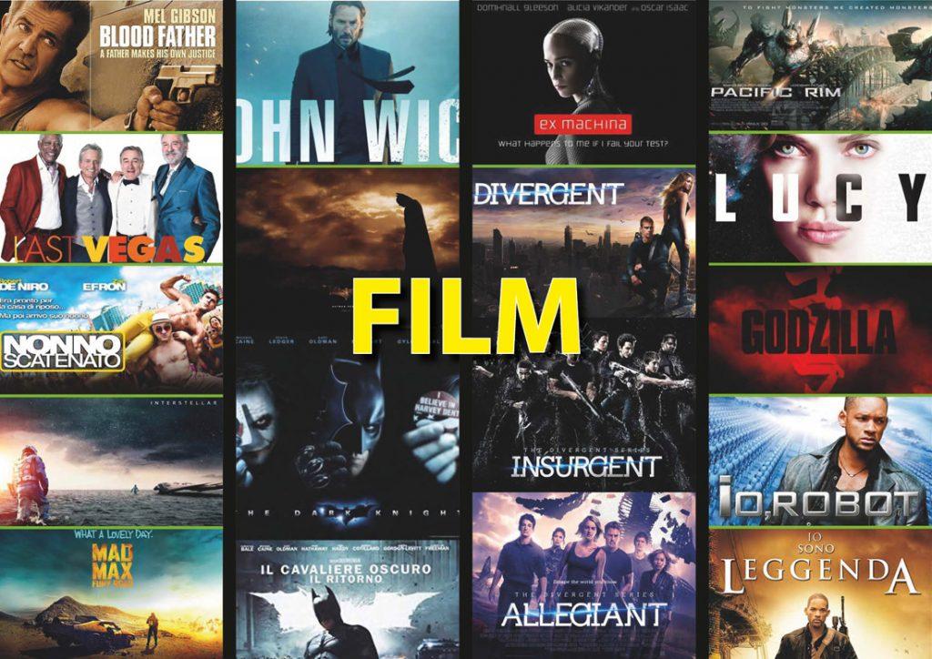 Film MEDIASET 20