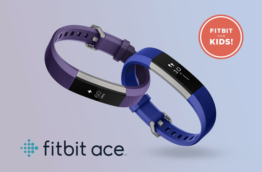 Fitbit Ace Family Lineup
