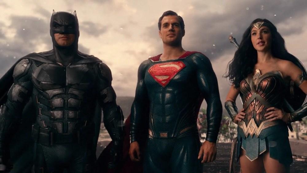 Justice League UHD