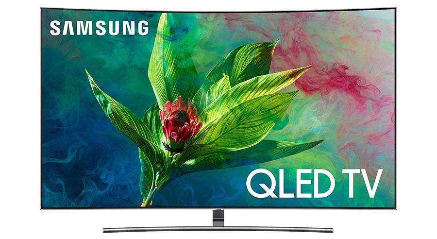 Samsung ha tolto i veli ai TV QLED (e non) del 2018