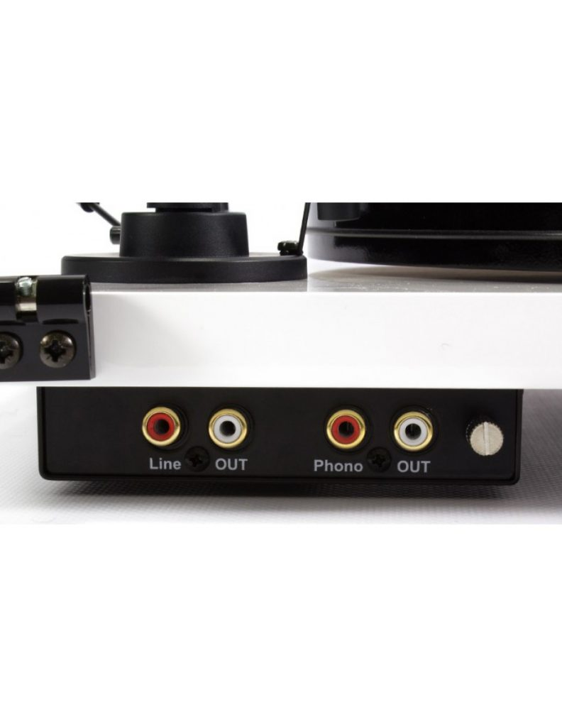 pro-ject essential III bt connessioni