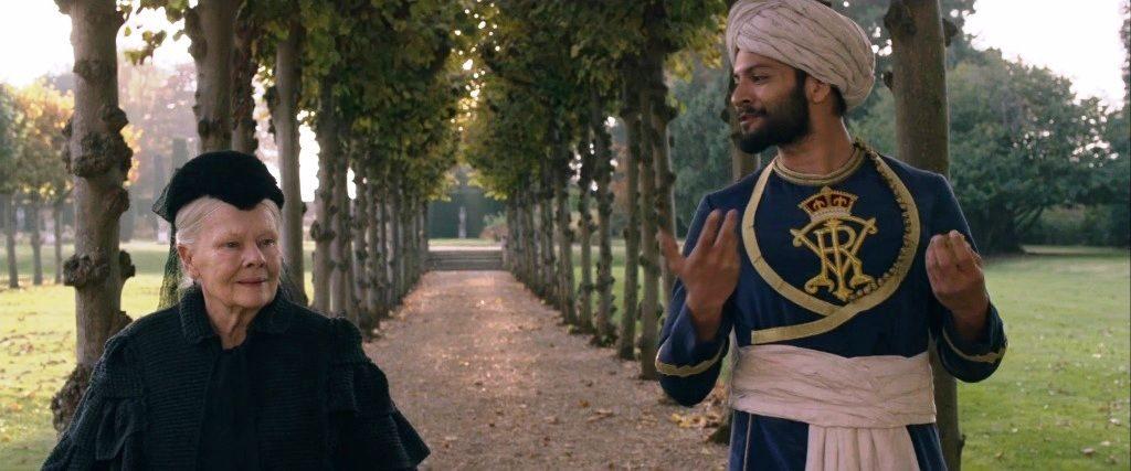 Vittoria e Abdul [Blu-Ray]