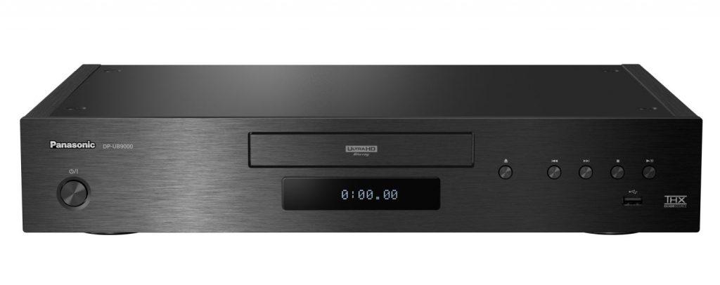 A tu per tu con il lettore Ultra HD Blu-ray Panasonic DP-UB9000