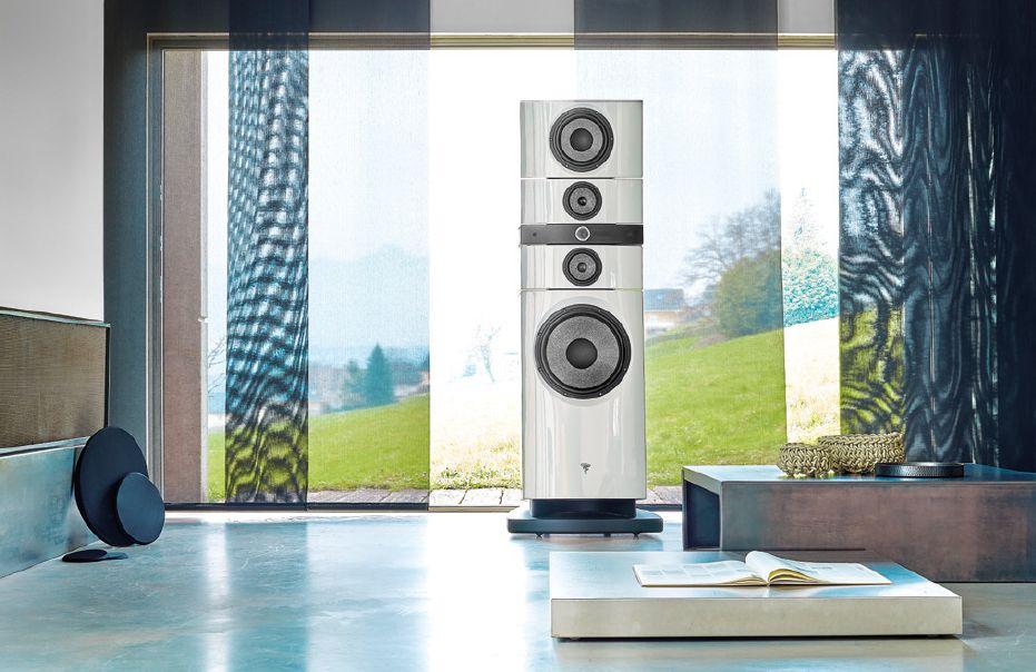 Focal rinnova la gamma di diffusori Utopia III Evo con due nuovi modelli
