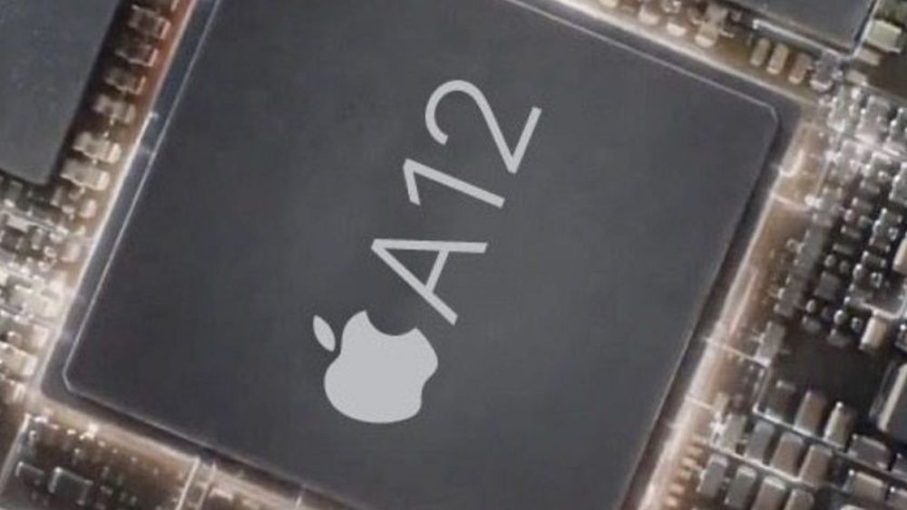 Apple A12 2