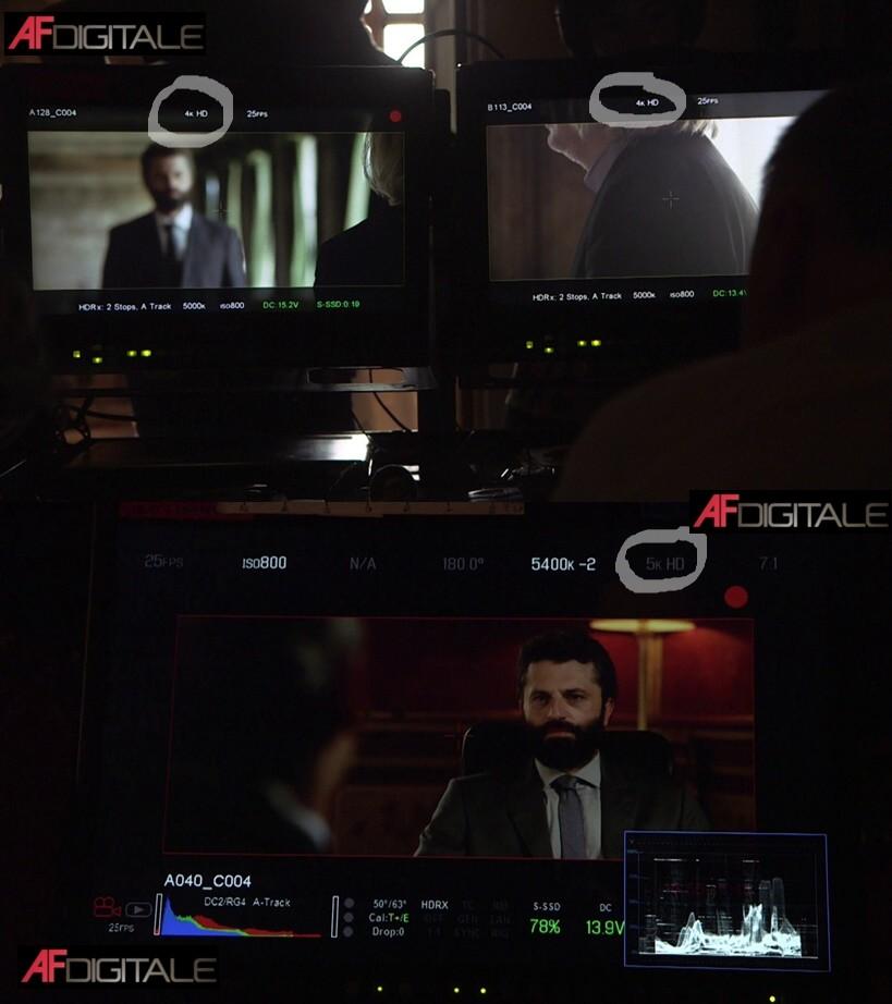 Il Miracolo [BD] - Serie TV