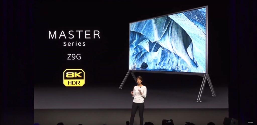 Sony ZG9