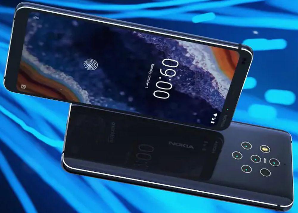Nokia 9 PureView: arriva lo smartphone con cinque fotocamere