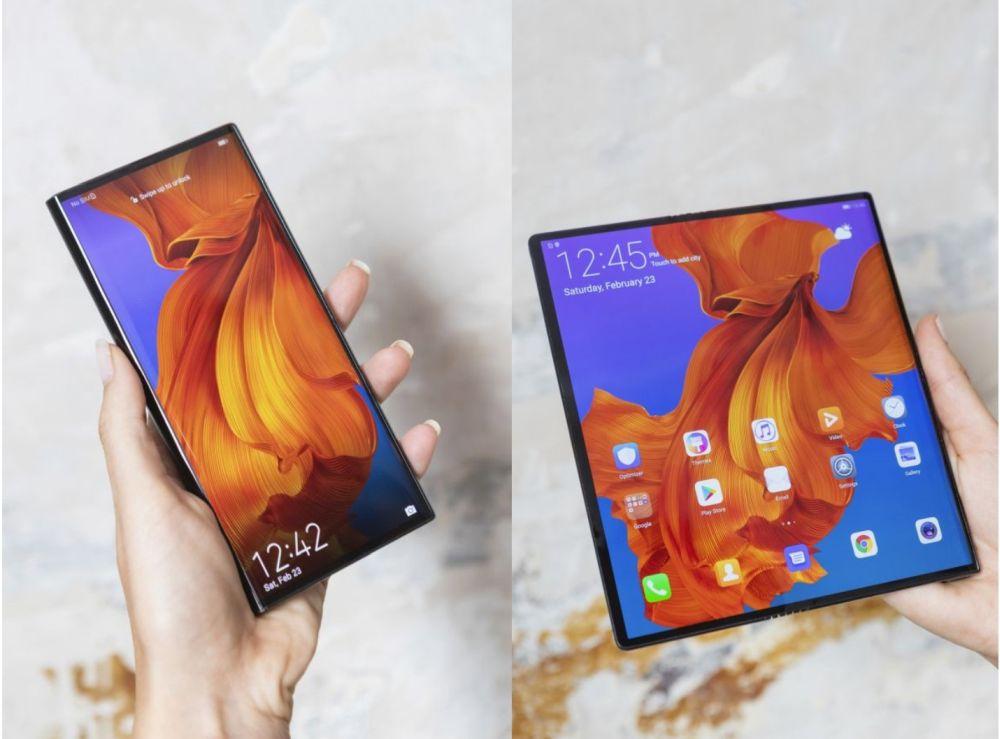 Huawei: posticipato ufficialmente il lancio di Mate X