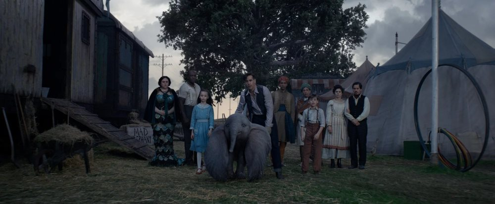 Dumbo su Blu-ray Ultra HD: l'Italia c'è