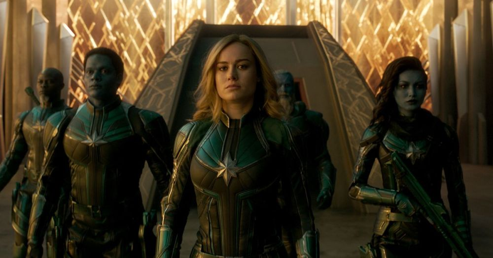 """Captain Marvel """"atterra"""" a fine giugno"""