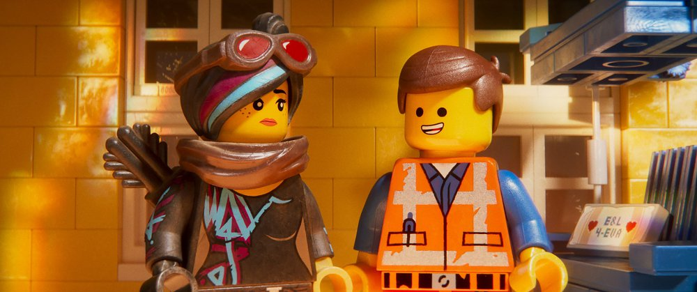 The Lego Movie 2: l'Ultra HD che c'è ma non si vede