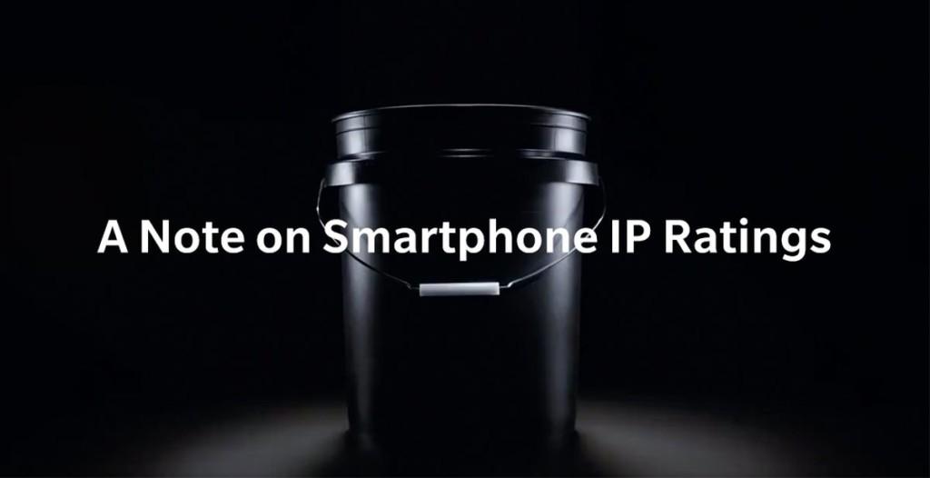 OnePlus 7 Pro: resistenza all'acqua, ma non certificata