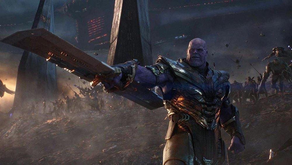 Avengers Endgame [UHD]