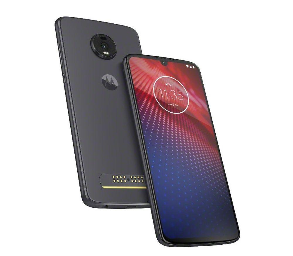 Motorola: nessuna versione Force per il Moto Z4