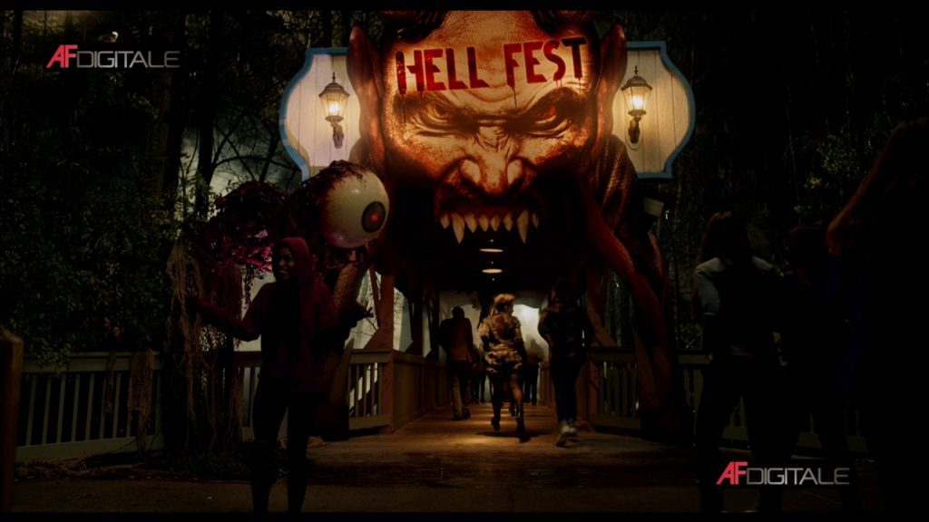 Hell Fest [BD]