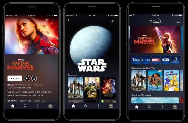 Disney+: 4K, HDR e Dolby Atmos a 6,99 dollari al mese