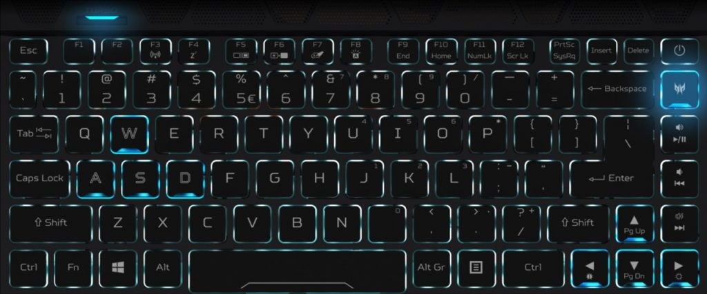 ACER Predator Triton 500 – The game machine