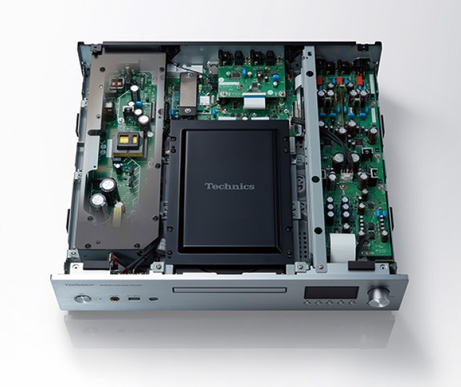Lettore CD/SACD e streamer Technics SL-G700 – La recensione