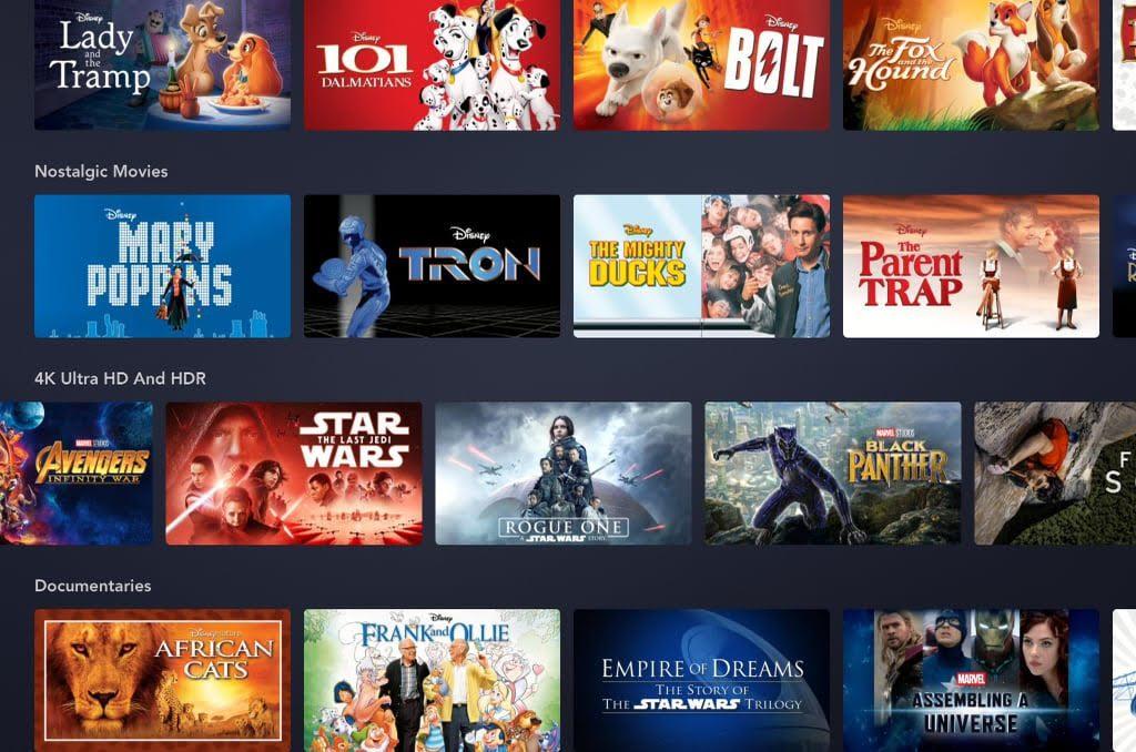 Disney+: la prova su iPad Pro e TV OLED LG del nuovo servizio streaming