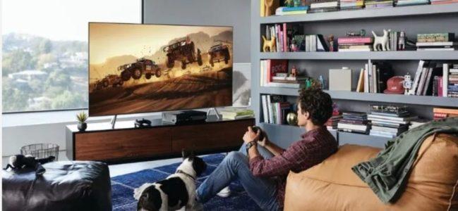 Giocare in grande stile: i 5 migliori TV per il gaming