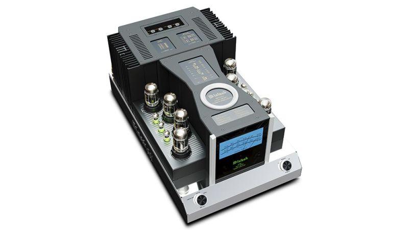McIntosh MC901: 77 Kg per un mix di valvole e stato solido