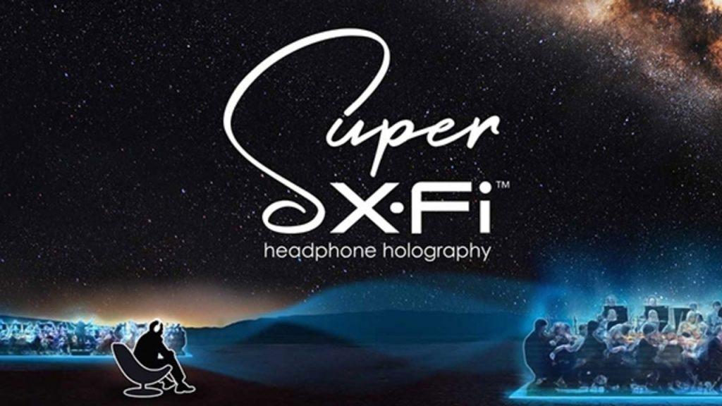 Creative Super X-Fi Gen2: il suono olografico per cuffie