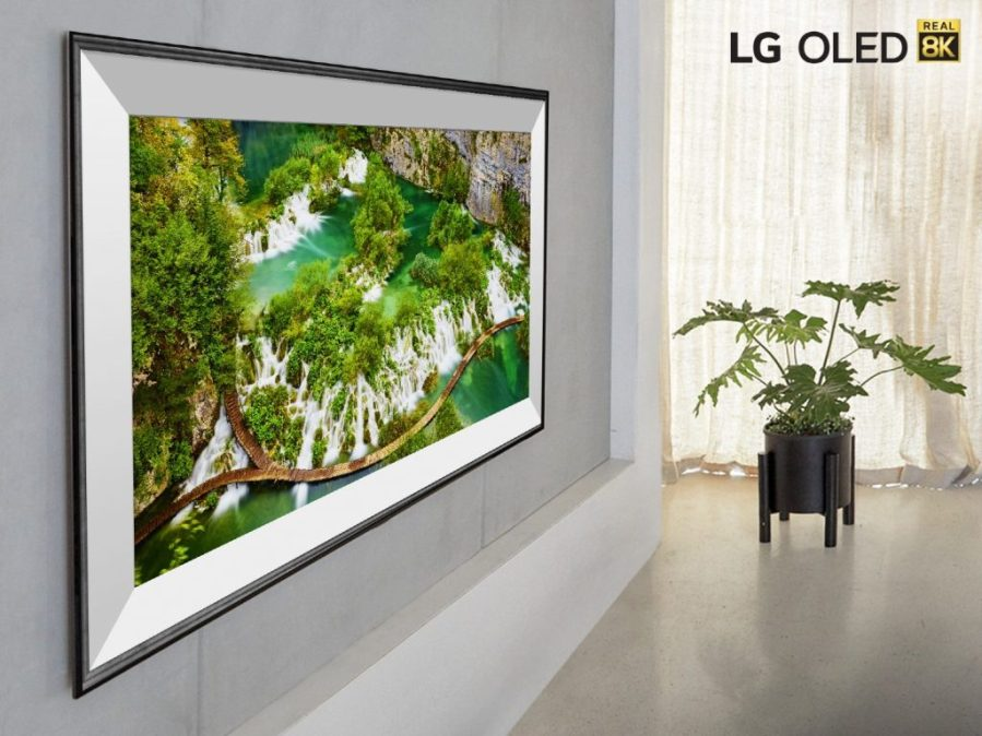 CES 2020: tutti i dettagli sui nuovi OLED 4K (e 8K) di LG