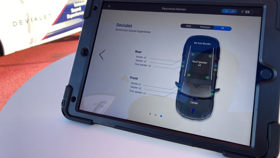 CES 2020: il meglio della tecnologia audio e video in auto