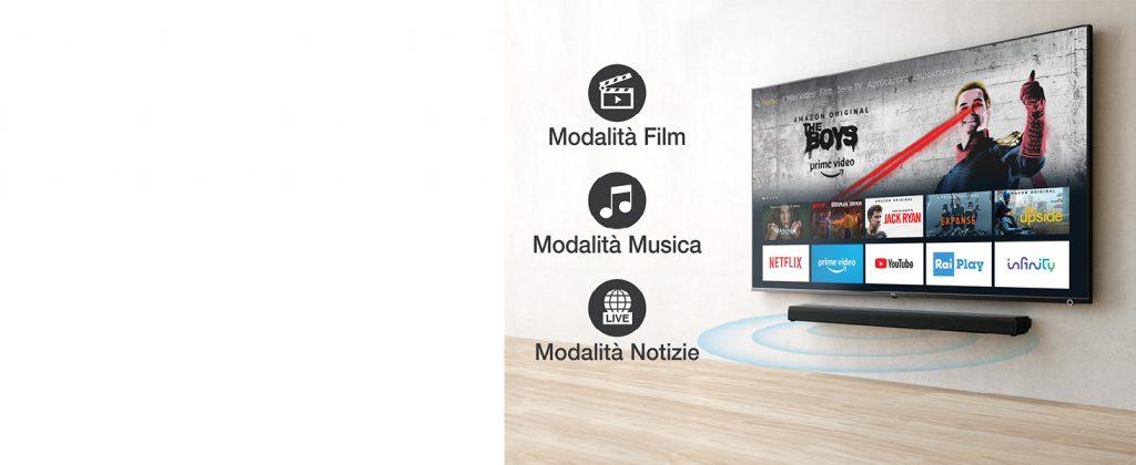 Amazon: nel 2021 i TV Fire TV Edition arriveranno anche in Italia