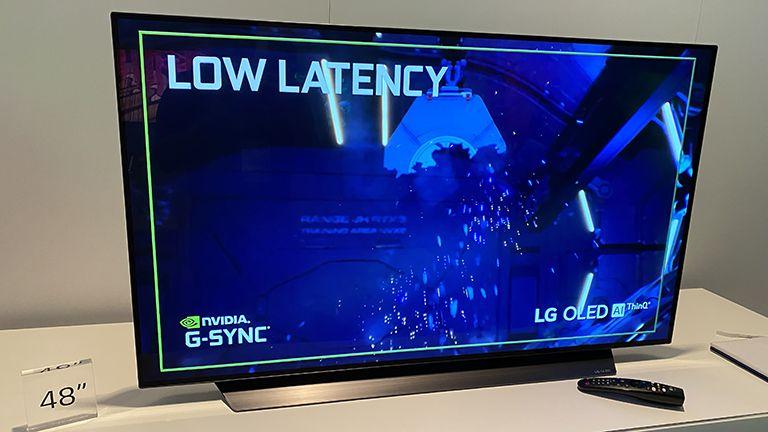 CES 2020: il fascino indiscreto dell'OLED LG CX da 48 pollici