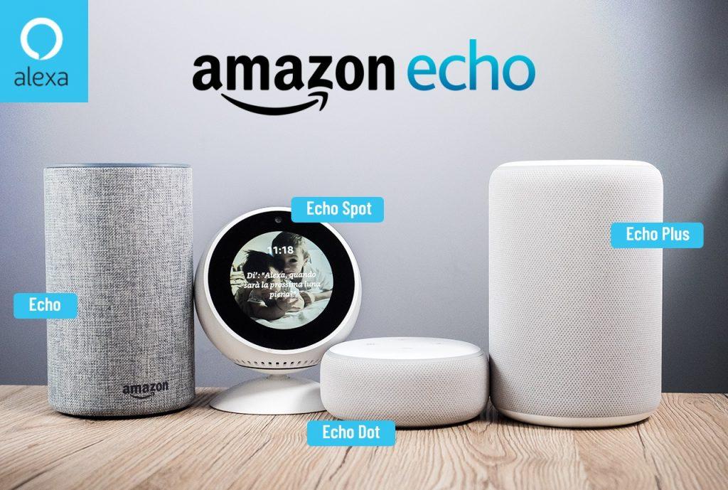 Giocare con Amazon Alexa