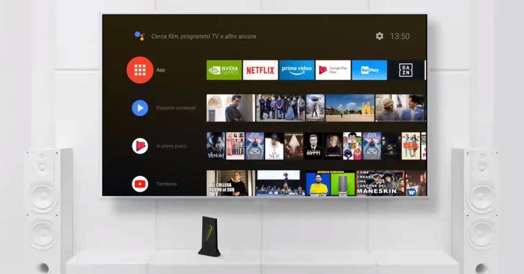 Nvidea Shield Tv Pro