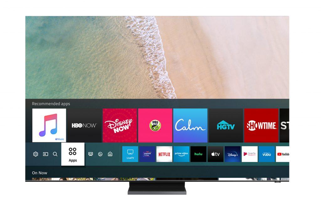 Apple Music sui TV Samsung: ora mancano solo HomeKit e Podcast
