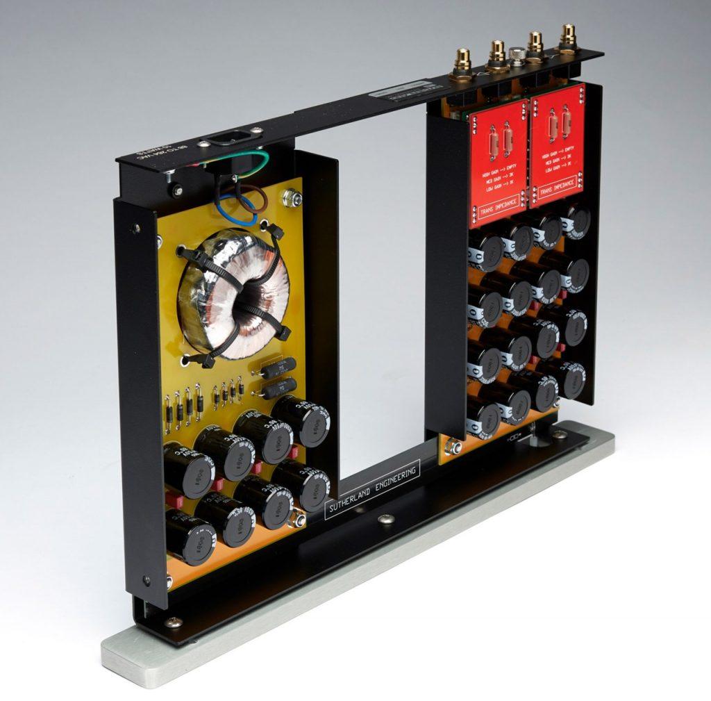 Sutherland Engineering Little Loco Phono Preamp