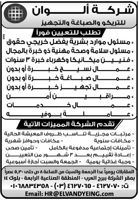 618bbc483 وظائف وسيط الاسكندرية - Brilliant Jobs بريليانت جوبس دوت كوم