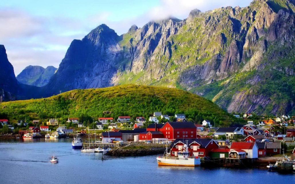 السياحة و السفر دولة النروجي ملحص السفر النرويج