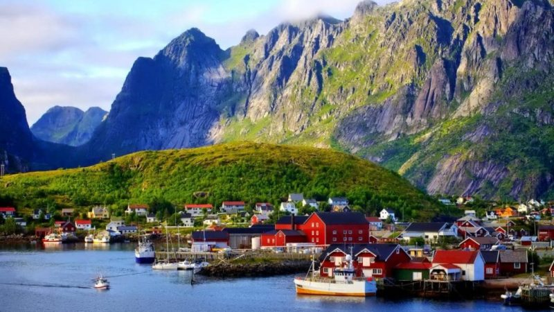 ملخص السياحة و السفر إلى النرويج مدن افضل الأماكن السياحة في النرويج