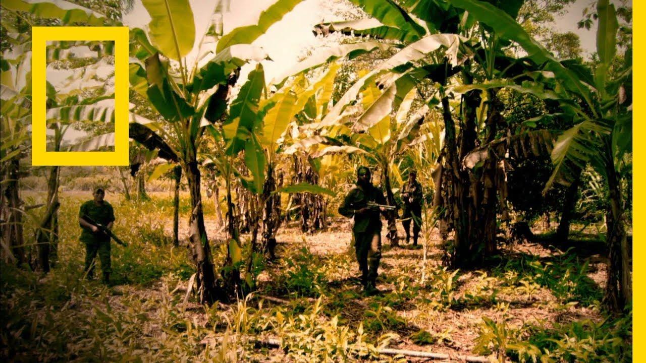 مسجون في الغربة سجين في كولومبيا
