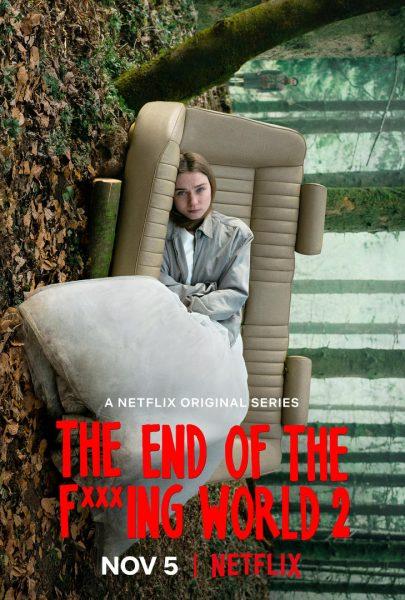 مسلسل The End Of The Fucking World Season 2