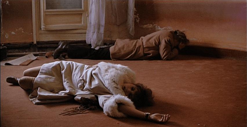 فيلم الفرنسي الرومانسي المثير Last Tango in Paris 1972