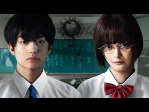 فيلم الرومانسية المدرسي الياباني زهور الشر مترجم كامل